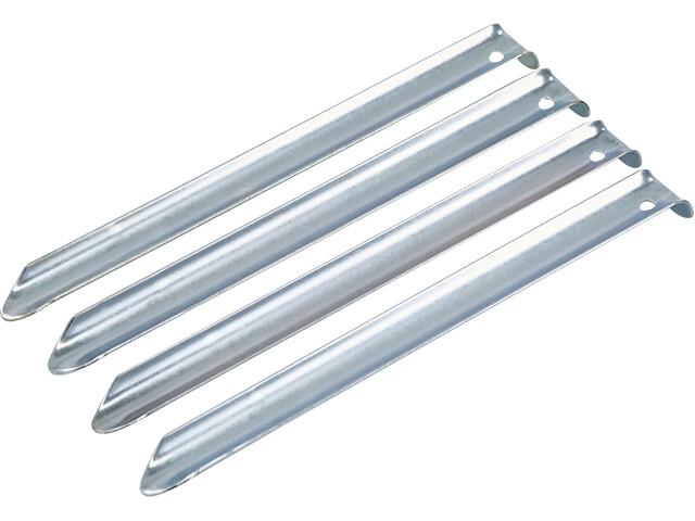CAMPZ Steel Sand/Snow Peg 33cm, silver